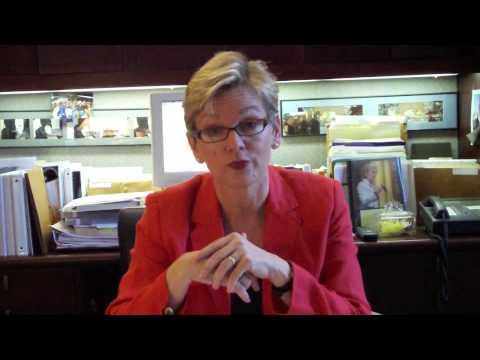 Gov. Granholm responds to your letters on health care reform