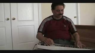 Dil Kyun Yeh Mera Shor Kare (Instrumental) Hawaiian Lap Steel Guitar.wmv