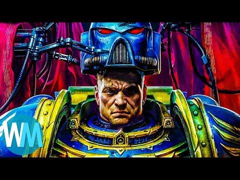 Top 10 Bad-Ass Warhammer Games!
