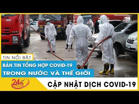 Tin Dịch Covid-19 Mới Nhất Ngày 01/5   Tin Nóng Virus Corona Ở Việt Nam Hôm Nay   TIN TỨC TV24h