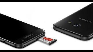 видео Samsung Galaxy J7 Обзор Смартфона Android на 2 Sim карты