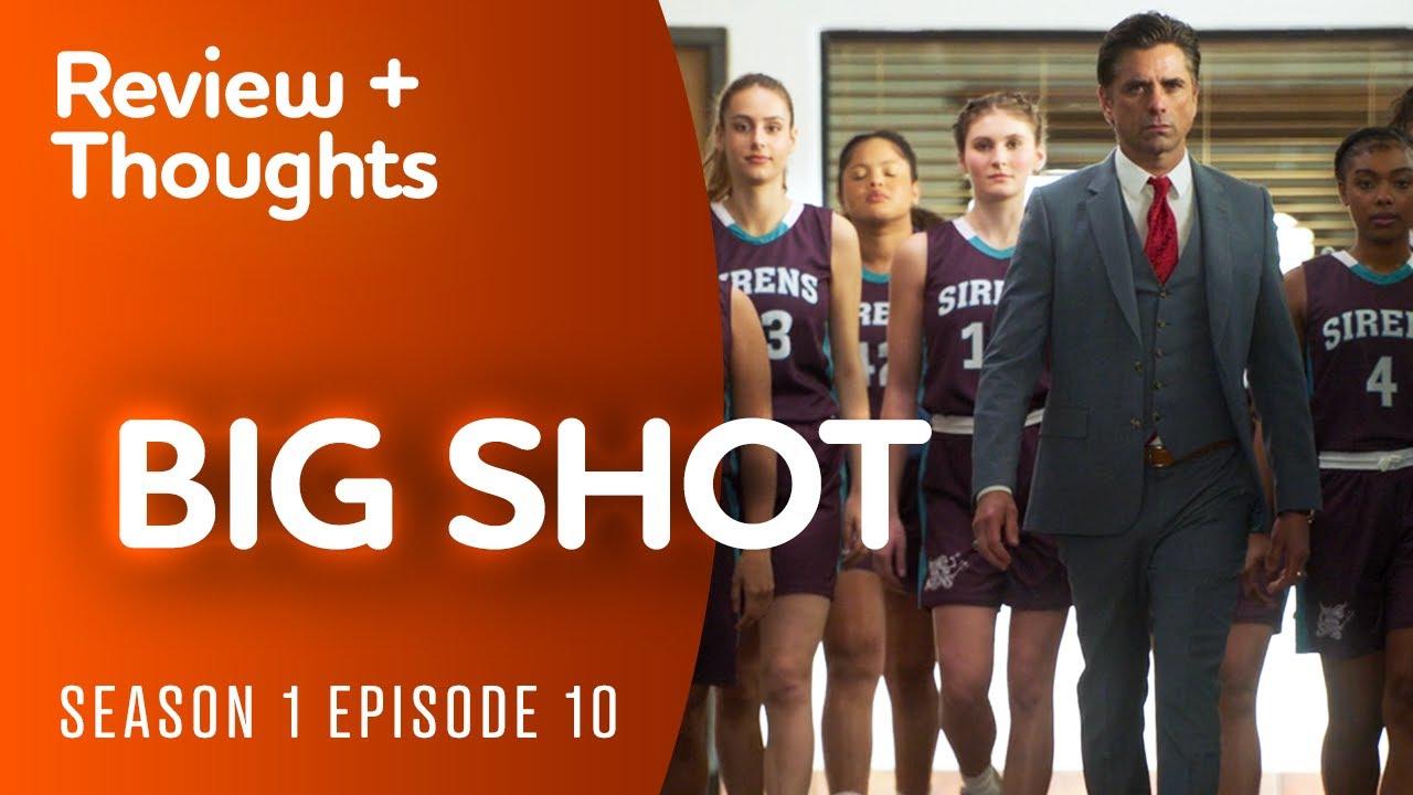Download Big Shot   Episode 10 Review   AN 'OKAY' FINALE   Disney+