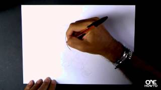 How to draw Gumball Watterson