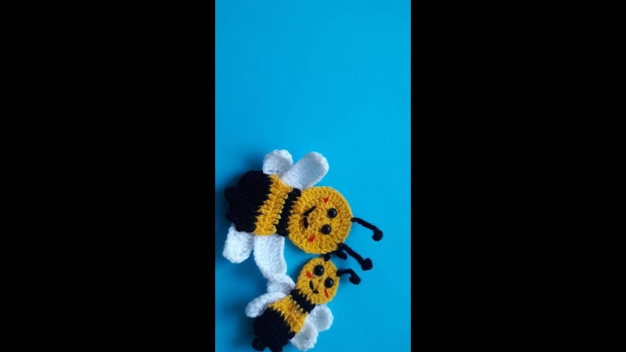 Arı Motifi Yapılışı (Arı maya )
