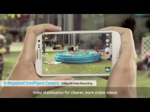 Samsung Galaxy S4 Commercial - Quảng cáo Samsung Galaxy SIV (official).FLV