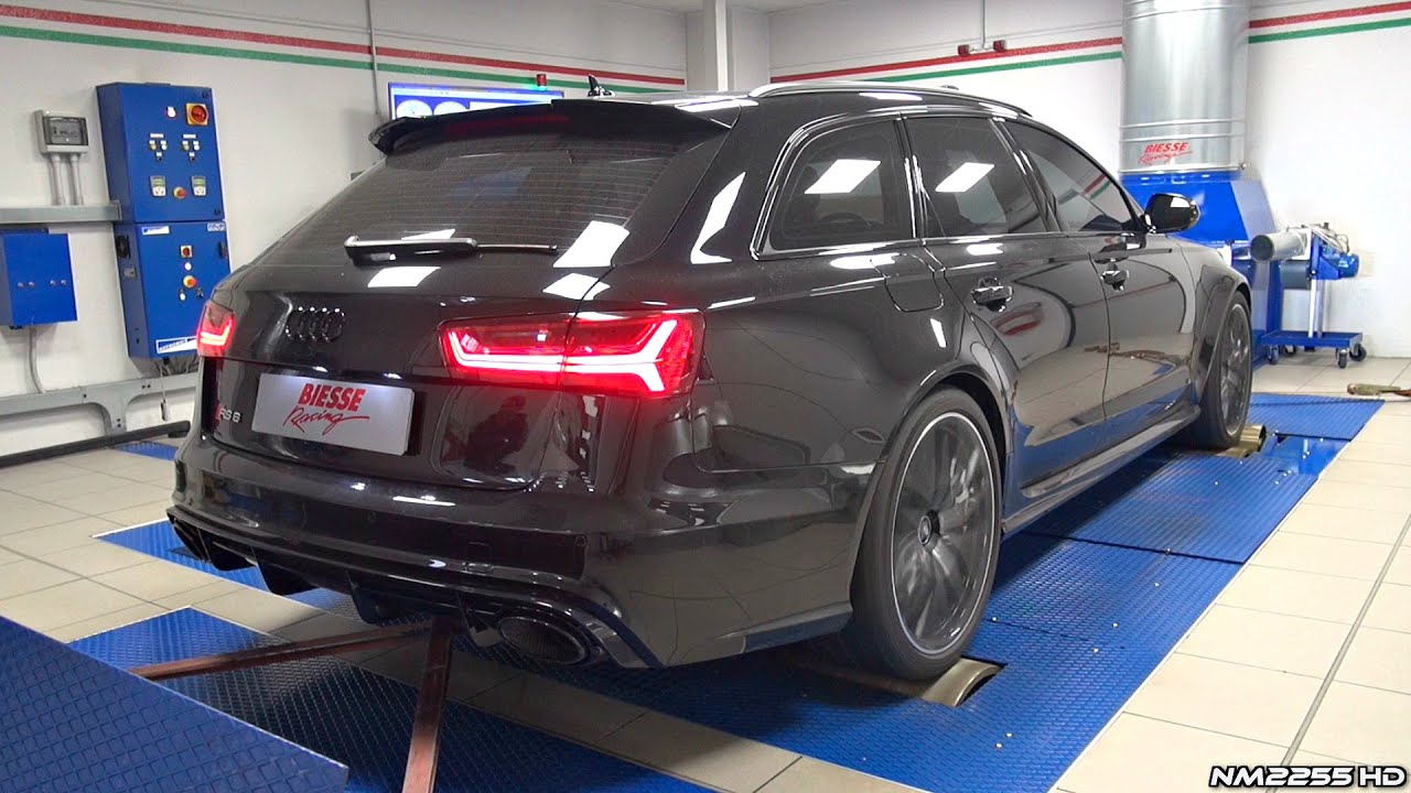 2016 audi rs6 c7 4 0 v8 tfsi with sports exhaust dyno runs lovely sounds youtube. Black Bedroom Furniture Sets. Home Design Ideas