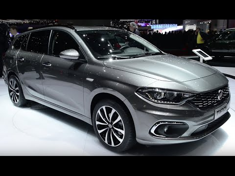 fiat tipo station wagon space for you and your family youtube. Black Bedroom Furniture Sets. Home Design Ideas