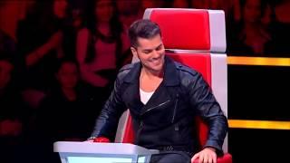 "Teresa Rocha - ""Desfado"" Ana Moura - Prova Cega - The Voice Portugal - Season 2"