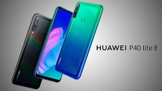 huawei P40 Lite E - THE BEST ONE