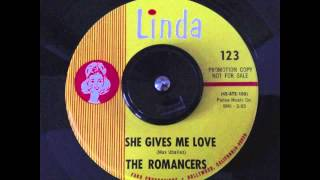 The Romancers - She Gives Me Love - Linda