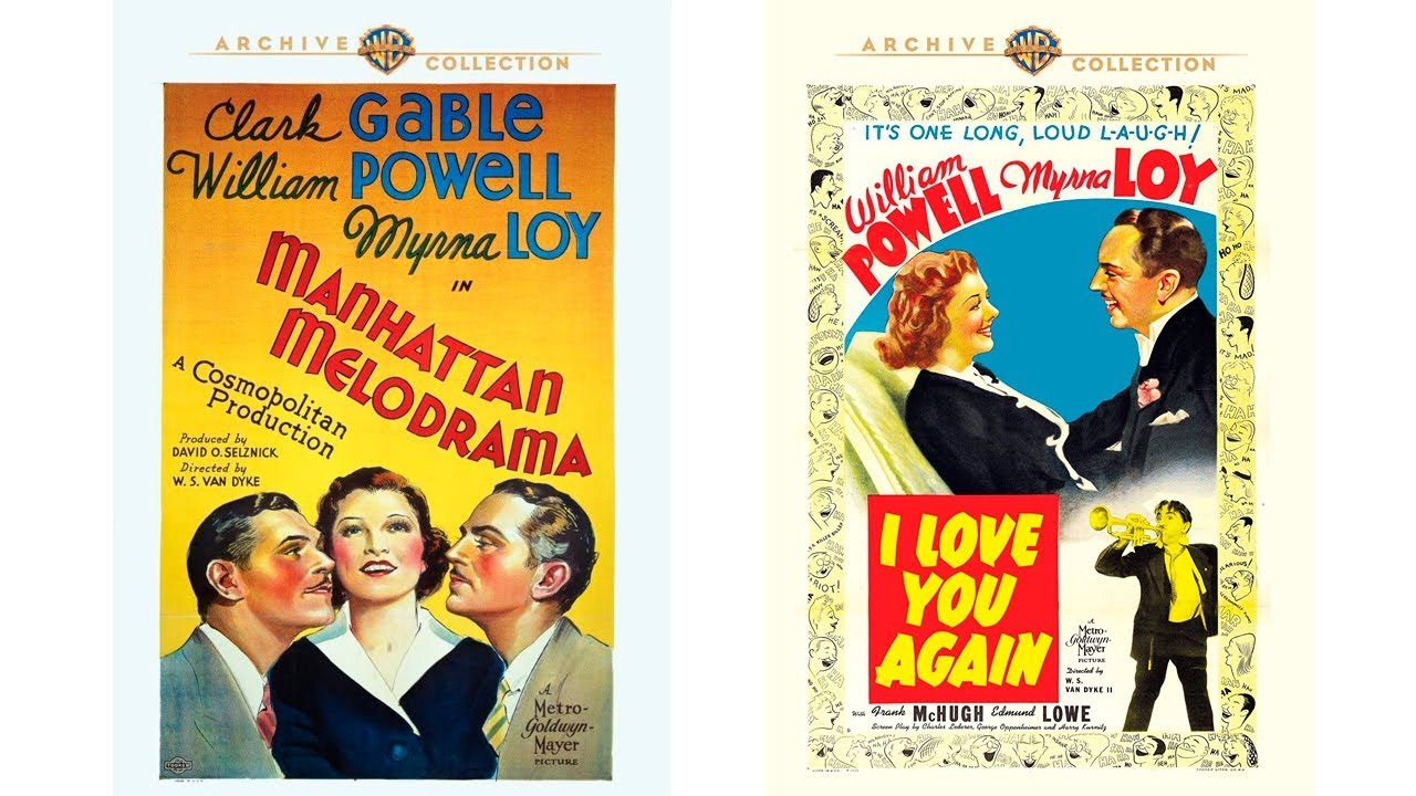 Kenneth Turan's DVD Pick of the Week - Powell and Loy