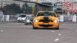 Ford Mustang Shelby GT500 Super Snake - Lovely Sound!! 750HP!!