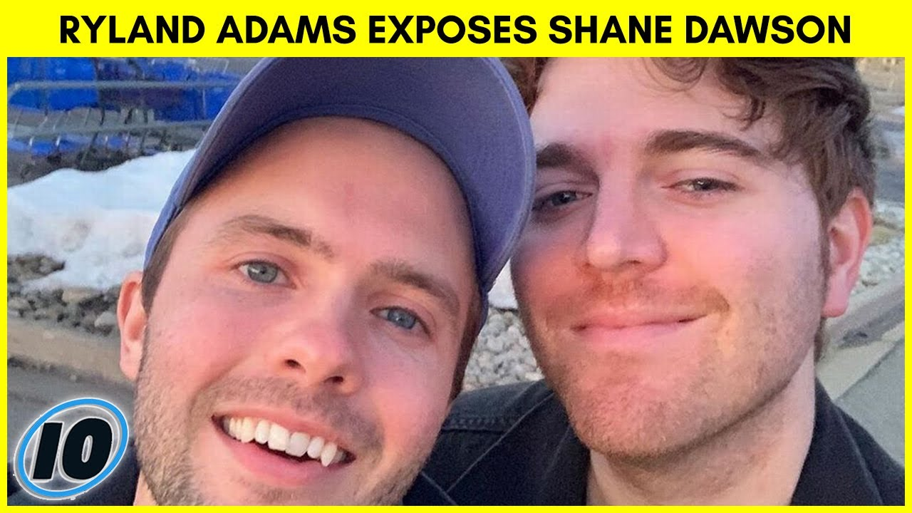 Ryland Adams Speaks Out About Shane Dawson