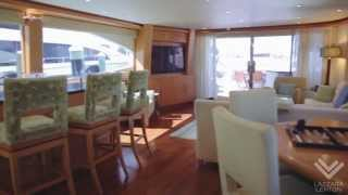 SERENITY 2008 Lazzara Yachts 116