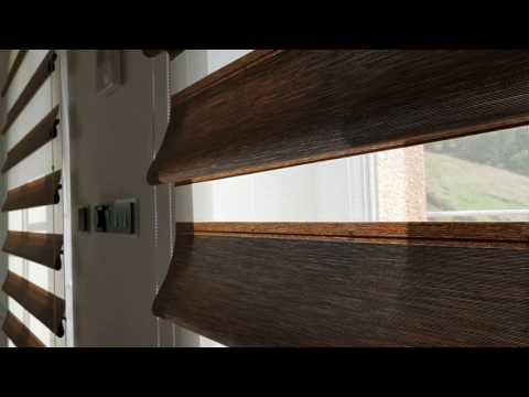 Video Záclonové žaluzie