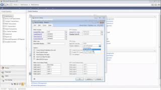 Microsoft Dynamics GP Field service (Returns Management)setup Part 1/2.wmv