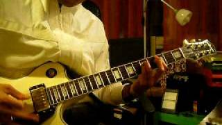 Lagu Untukmu Guitar Cover with Solo Meet Uncle Hussain
