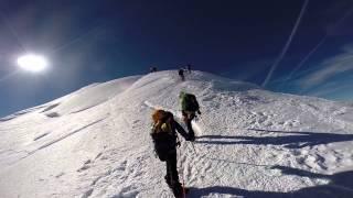Mont Blanc 2014 / Final Ascend