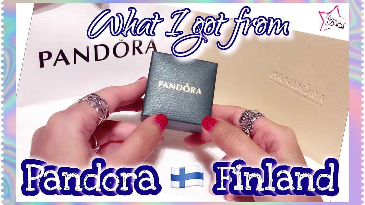 Pandora Suomi