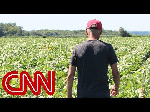How Trump's trade wars hurt US farmers