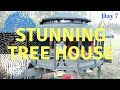 Staying in Stunning Tree House Just Outside Tallinn, Estonia -Vlog Day 7