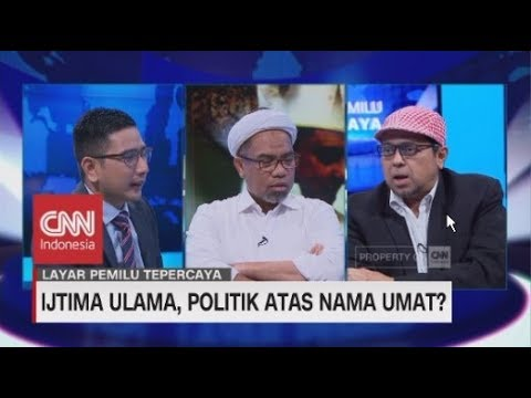 GNPF Tagih Janji Jokowi Pulangkan Rizieq: Mochtar Ngabalin & Haikal Hassan Bicara Ijtima Ulama II
