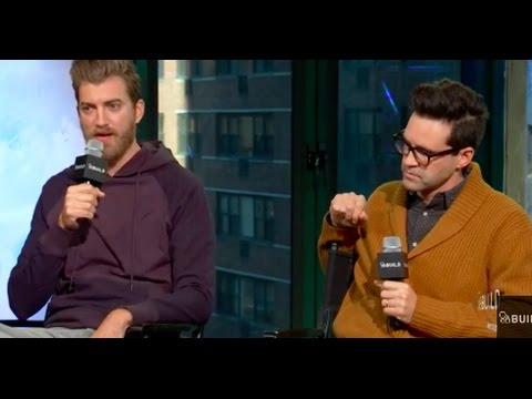 "Rhett And Link Discuss Their YouTube Red Original Series, ""Rhett and Link's Buddy System"""