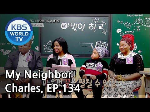 My Neighbor, Charles | 이웃집 찰스 - Ep.134 / Togo Family  [ENG/2018.03.29]