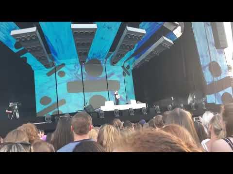Ed Sheeran ( Live In Werchter, Belgium - 1 July 2018)