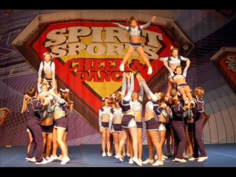 Premier Athletics North Viper Sharks - 2011 Spirit Cheer Championships  Lexington, Ky
