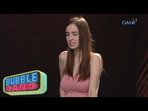 Bubble Gang: Kim Domingo, biktima ng basaan!
