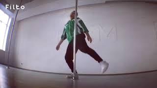 Bhad Bhabie Hi Bich . Pole dance. Dima Art