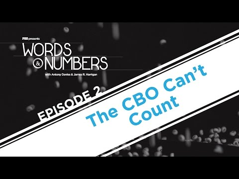 Words & Numbers: The CBO Can