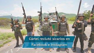 The Wall Street Journal difundió que de acuerdo con documentos de la red social, un expolicía contratado por Facebook detectó que el Cártel Jalisco Nueva Generación (CJNG), a través de esa red e Instagram, reclutaban sicarios