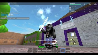 ROBLOX FLS 3: game completed( Vader vs Sukard) battle without a SKILLS