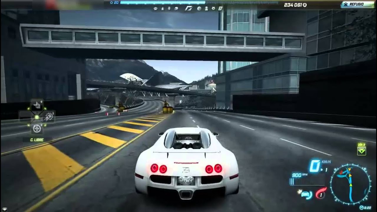 nfs world bugatti veyron car charger 2013 abril 11 youtube. Black Bedroom Furniture Sets. Home Design Ideas