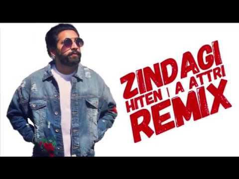 Akhil | Zindagi | A Attri | New Punjabi Song