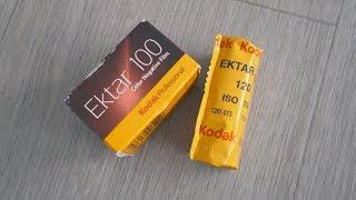 Kodak Ektar 100 Review
