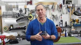 Sadowsky Onboard Bass Preamp Explained