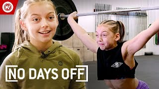 11-Year-Old STRONGEST Fitness Phenom Video