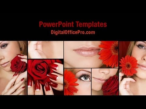 Beauty industry powerpoint template backgrounds digitalofficepro beauty industry powerpoint template backgrounds digitalofficepro 05718w toneelgroepblik Image collections