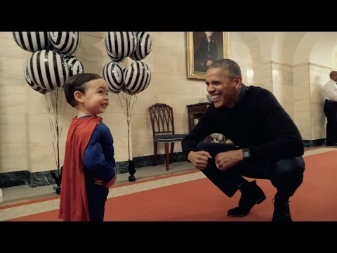 Thumbnail: Trick or Treat: Halloween 2016 at the White House