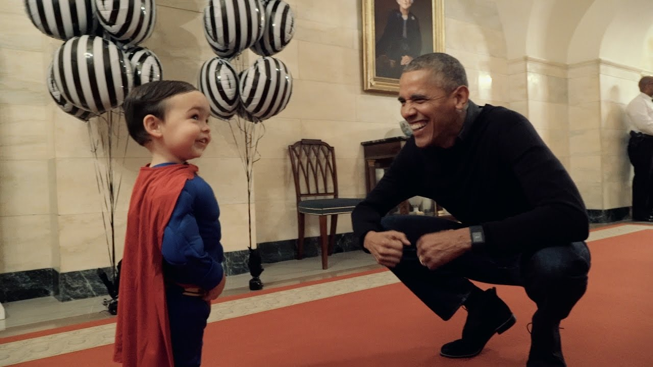 trick or treat: halloween 2016 at the white house - youtube