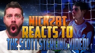 NICK28T REACTS TO SCOTT STERLING VIDEO (dies of laughter)(Please visit: http://justfifacoins.com/ for all your XBOX and PSN coin orders. Use