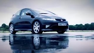 Honda Civic Type-R Review | Top Gear | BBC