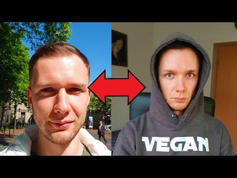 Eine Reise durch die Zeit | Zurück in die Vergangenheit: Wenn ich mich selber getroffen hätte! Vegan