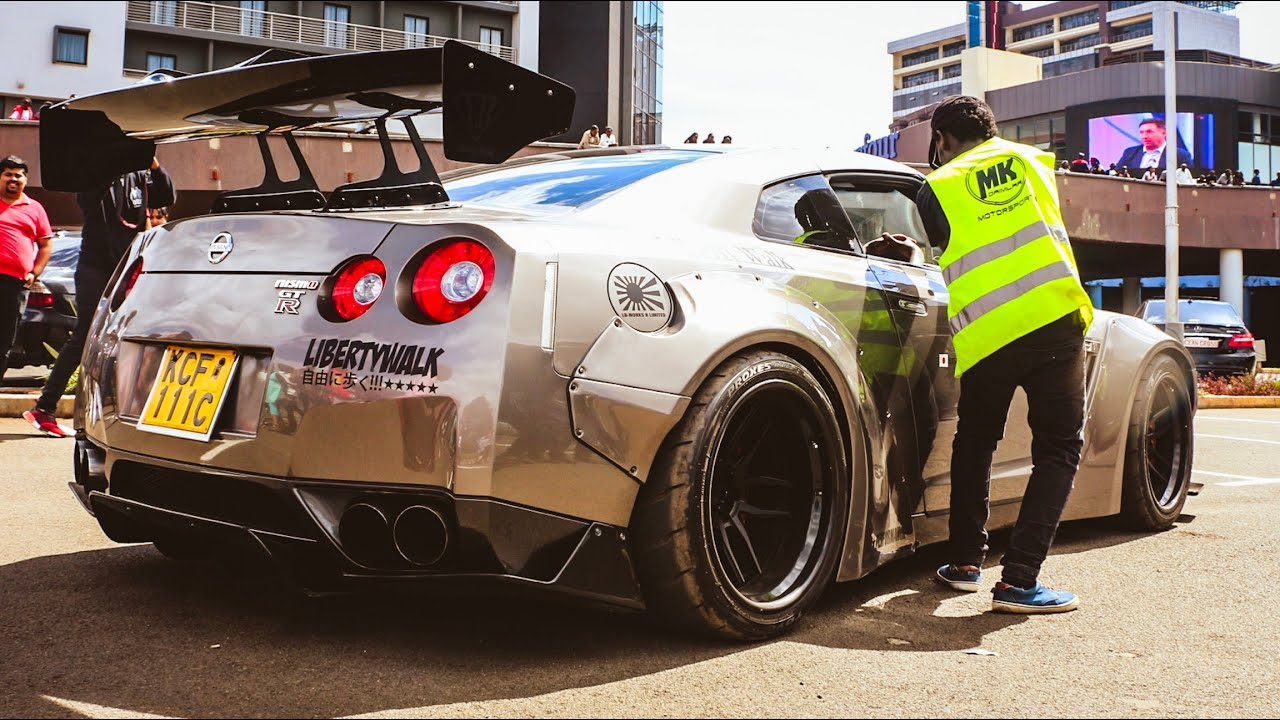Sunset Gt Ed 4 Two Rivers Mall Nairobi S Biggest Car Meet Show Youtube