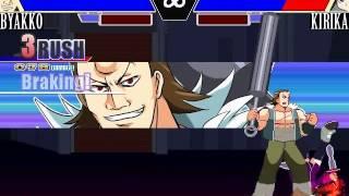 chaos striker combo video