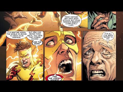 Who Killed Reverse Flash? (Batman/Flash: The Button Part 2)