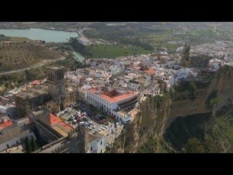 Arcos de la Frontera. Cádiz - YouTube